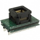 PLCC 44 to DIP 44 Socket Adaptor FOR PLCC44 SA244